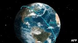 Amerikan Uydusu Nereye Düştü?