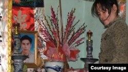 Gia đình nạn nhân Ngô Thanh Kiều, nạn nhân vụ án công an dùng nhục hình đánh chết dân.