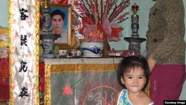 Gia đình ông Ngô Thanh Kiều