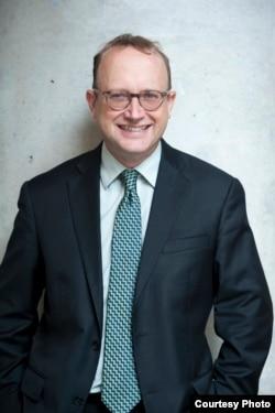渥太华大学人类学教授史国良(照片由史国良提供)