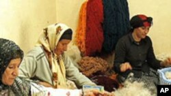 Berber Women Try to Keep Rug Making Alive, Profitable