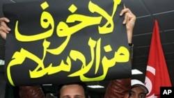 突尼斯政局還未穩定