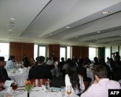 乔治华盛顿大学西格尔东亚研究中心ECFA研讨会