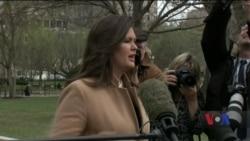 Заява прес-секретаря Білого дому щодо планів відправляти нелегалів до «міст притулків». Відео