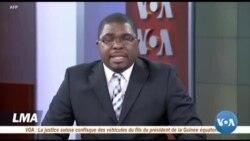 Le président Tshisekedi à Brazzaville