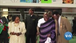 Kenneth Kaunda, o pai da Zâmbia moderna, morre aos 97