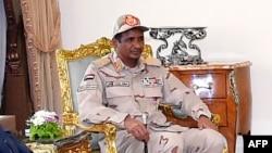 Le Général Mohammed Hamdan Daglo, commandant des Forces de soutien rapide (RSF).