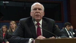 John Brennan Accuses Trump of Trying to Silence Those Who Challenge Him
