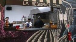 Сонот на еден готвач-бегалец од Сирија