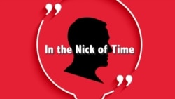 English in a Minute: In the Nick of Time