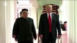 Саммит Трамп-Ким: одного факта встречи уже недостаточно