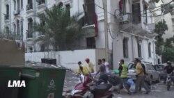 Beyrouth se réveille devant des scènes de dévastation