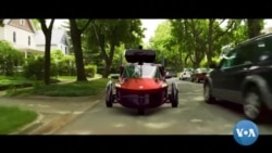 Des véhicules volants au CES