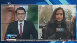 Laporan Langsung VOA untuk Kompas TV: Penghormatan Terakhir Bagi George HW Bush