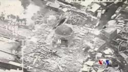 伊斯蘭國炸毀摩蘇爾地標性清真寺 (粵語)