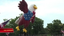 Người Việt ở Mỹ chuẩn bị mừng Quốc khánh Hoa Kỳ