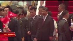 Hồng Kông siết chặt an ninh đón chủ tịch Tập Cận Bình