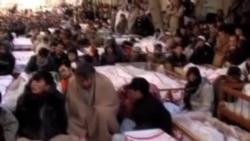 巴基斯坦什叶派抗议致命爆炸案