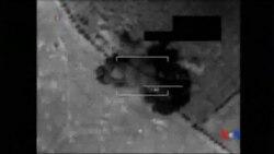 2014-08-10 美國之音視頻新聞: 美國向伊斯蘭國激進分子發動更多空襲