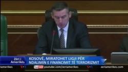 Kosovë, prerja e financave për terrorizmin