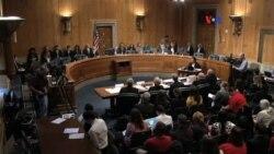 Audiencia analiza causas en el Congreso