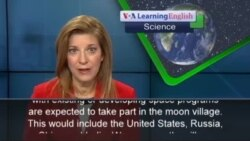 The Science Report: European Space Agency Moving Forward With 'Moon Village'