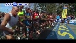 70 quốc gia tham gia cuộc đua Marathon Boston lần thứ 18