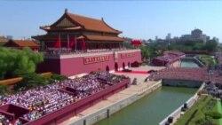 """台湾当选总统将面对""""不祥的""""中国大陆"""