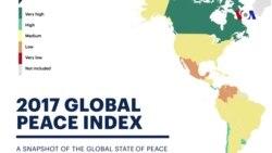 Dünya üzrə sülh indeksi ən aşağı həddinə çatıb