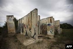 Berlin Duvarı'nın 50'inci Yıldönümü