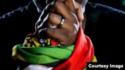 Une image du Pasteur Evan Mawarire, à la tête de la fronde citoyenne au Zimbabwe.