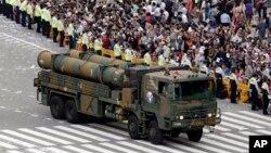 Los misiles Hyunmu-3, fabricados por Corea del Sur, tienen un alcance de 1.000 kilómetros.