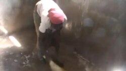 Zimbabweans Living in Toilets