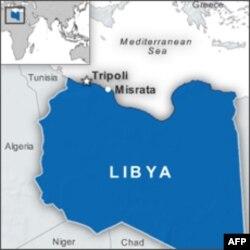 Phe nổi dậy Libya tấn công vào thủ đô Tripoli