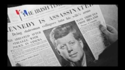 Remembering JFK: The Man, the Media, the Moment (VOA On Assignment Nov. 22)