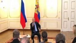 Putin defiende su acción militar