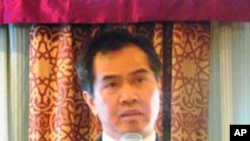 台湾行政院大陆委员会副主委高长