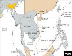 Trung Quốc tuyên bố chủ quyền đối với gần như toàn bộ Biển Đông và việc xây dựng ồ ạt ở phía nam đã khiến các nước láng giềng trong khu vực ngày càng quan ngại
