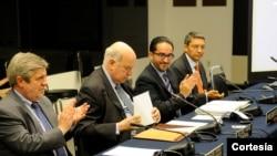 El encuentro de los expertos será en Lima, Perú, los días 6 y 7 de diciembre.