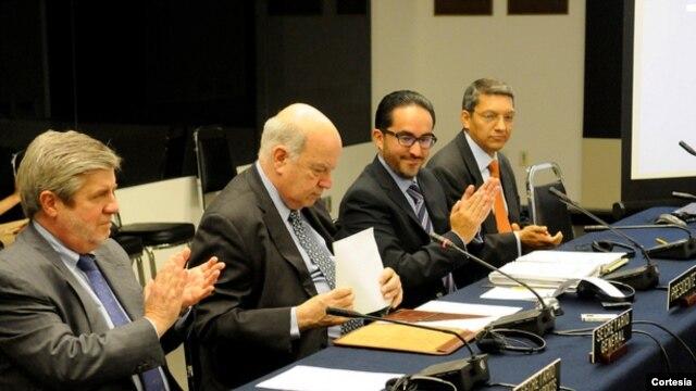 En la XX Reunión del Comité de Expertos participaron más de 50 delegados de los 31 Estados del MESICIC. [Foto: OEA]