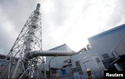 지난 2011년 일본 도쿄에서 120km 떨어진 곳에 위치한 도카이 원자력 발전소의 모습이 보인다. (자료사진)