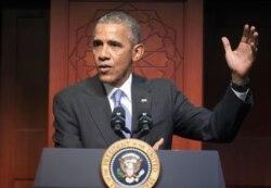 Obama: Citra Warga Muslim AS Kerap Disalahartikan