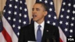 Prezidan Obama Anonse Gwo Chanjman Nan Politik Etazini Pou Rejyon Pwòch Oryan Ak Afrik Di Nò a