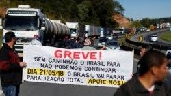 Camionistas brasileiros perdem força e cresce a violência nas estradas