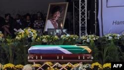 Imihango yo Guherekeza Winnie Mandela