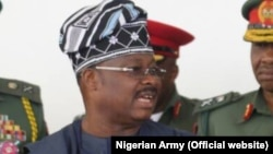 Gwamnan Oyo Abiola Ajimobi