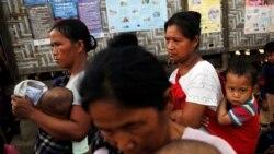 မြန်မာနိုင်ငံကပ်ရောဂါကာလ အိမ်တွင်းအကြမ်းဖက်မှု ၇ ဆ တိုးလာ