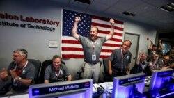 ေနေရာင္ျခည္စြမ္းအင္သံုး Juno အာကာသယာဥ္ ဂ်ဴ ပီတာၿဂိဳလ္ပတ္ ခရီးစတင္