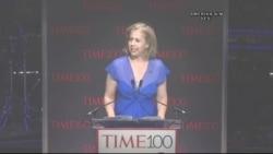 Time Dergisi'nin İlk 100'ünde Tanıdık Simalar