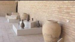 Smitson muzeyi va O'zbekiston/Smithsonian - Uzbekistan partnership